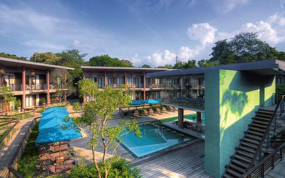 Sai Kaew Beach Resort, Koh Samet
