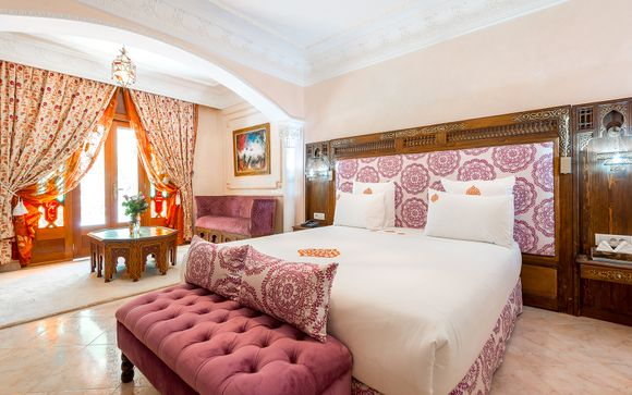 Hivernage Secret Suites & Garden 5*