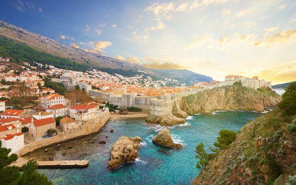 Deluxe Cruise on Dalmatian Paradise