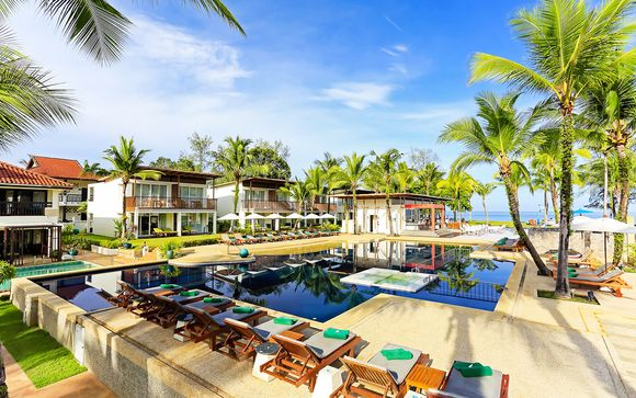 The Briza Khao Lak Beach Resort 4*