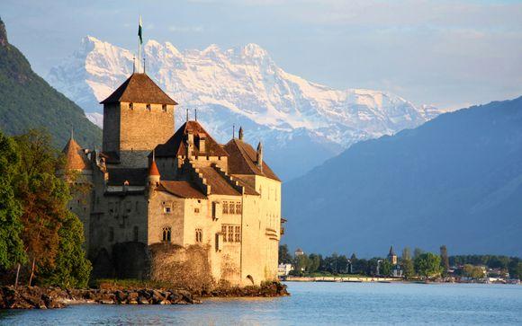 Royal Plaza Montreux & Spa 5*