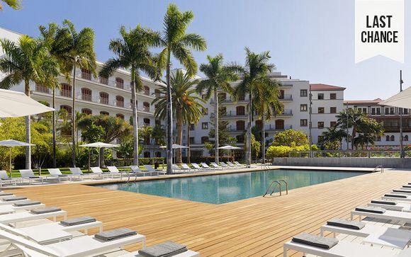 Lavish Iberostar Resort in the Spanish Sun