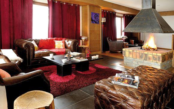 Lagrange Prestige Residence Les Chalets D'Edelweiss 4*