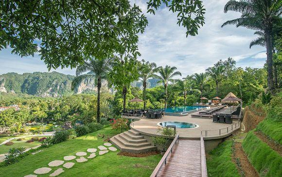 Well Hotel Bangkok & Aonang Fiore Resort 4*