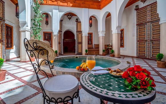 Unique & Relaxing Traditional Riad