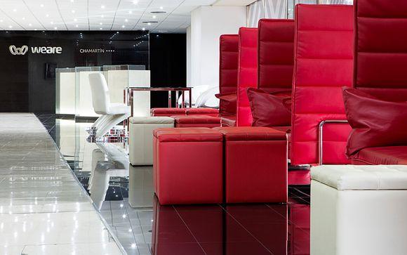 Weare Chamartin Hotel 4*