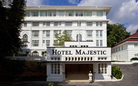 The Majestic Hotel Kuala Lumpur 5*