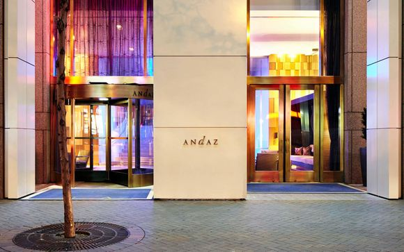 Andaz Wall Street Hotel 4*