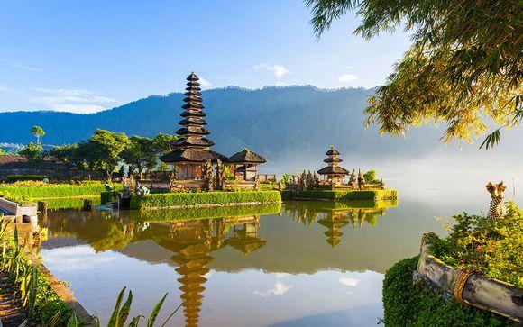 SenS Hotel Ubud 4* & The Camakila Bali Legian 4*
