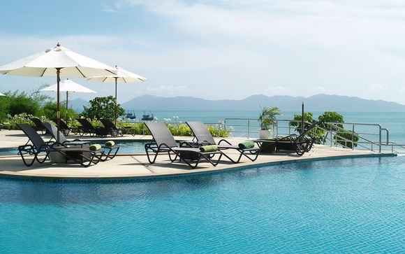 Samui Buri Beach Resort 4* with Optional Khao Lak