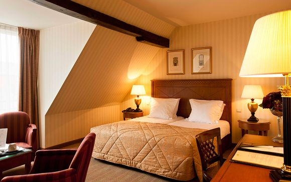 Hotel The Peellaert 4*