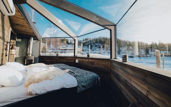 Luxury Winter Finland Spa Break