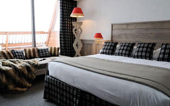 Arcadien Hotel & Spa 3*