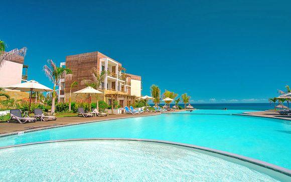 Anelia Beach Resort & Spa 4* with Optional Dubai Stopover