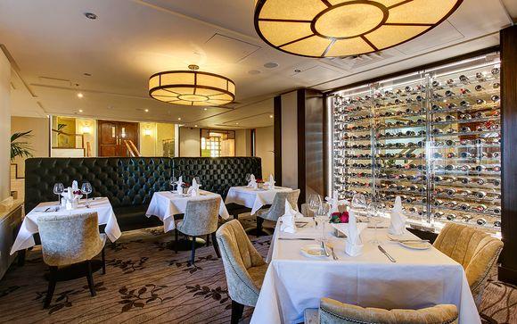 Danubius Hotel Regent's Park 4*