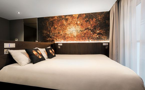 Sophisticated Concept Hotel in West London