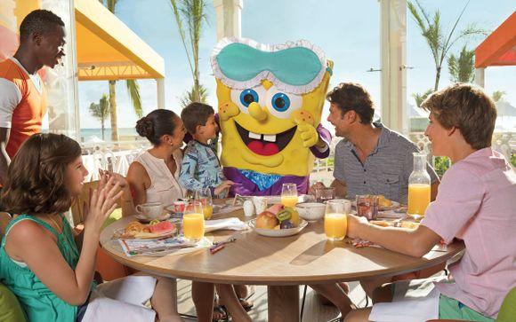 Nickelodeon Resort Punta Cana 5*