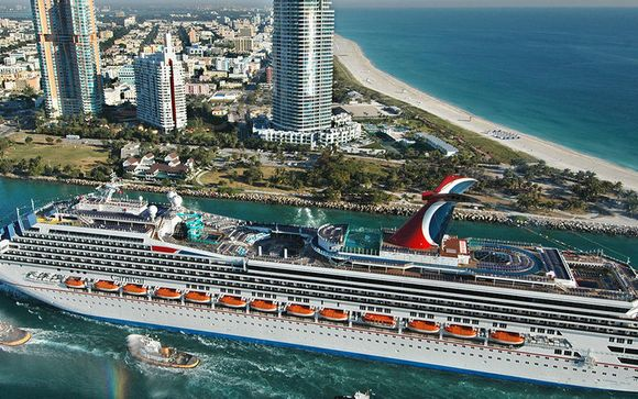 Optional Bahamas Cruise Aboard the Carnival Victory