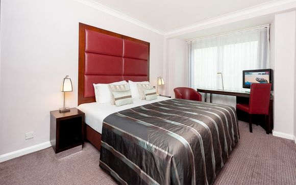 Mercure Kensington 4*