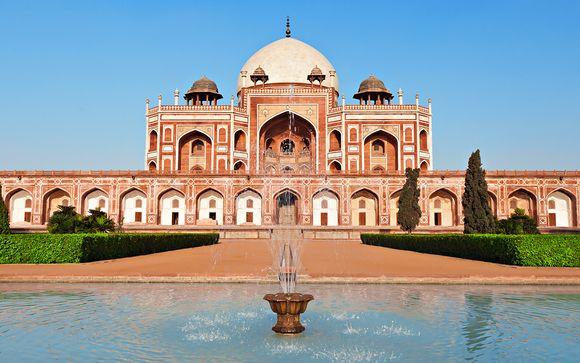 Crowne Plaza Okhla New Delhi 5*