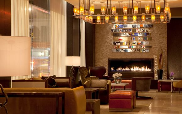InterContinental New York Times Square 4*