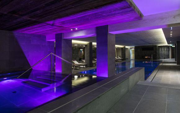 Elisabeth Hotel Premium Private Retreat 4*
