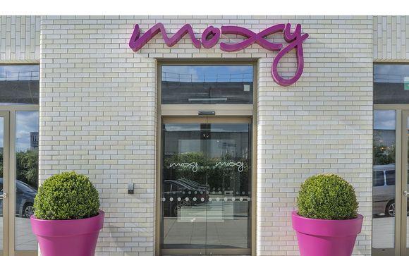 Moxy London Excel 3*