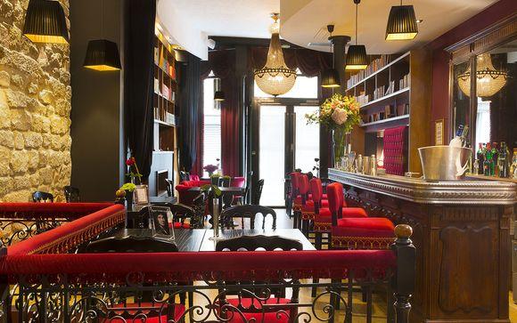 Hotel Les Théâtres Paris 4*