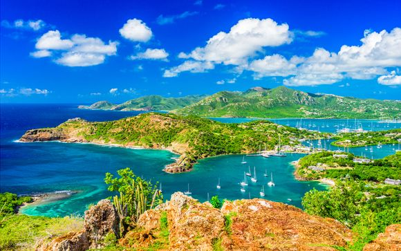 Hodges Bay Resort and Spa by Elegant Hotels 5* - Antigua