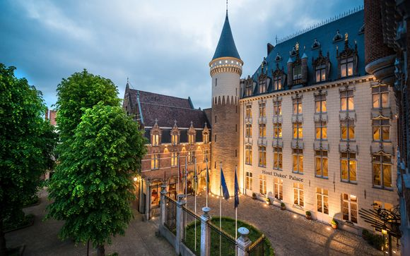 Hotel Dukes' Palace 5* with Brussels Pre Extension