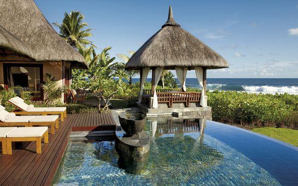 Ocean View Suites in Pure Paradise