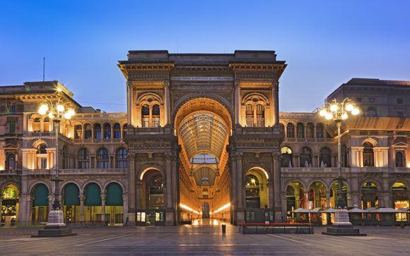 UNAHOTELS Mediterraneo Milano 4*