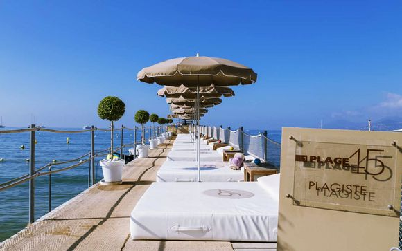 Grand Hotel Cannes 5*