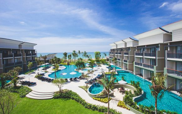 Luxury Beach Break with Optional City Discovery