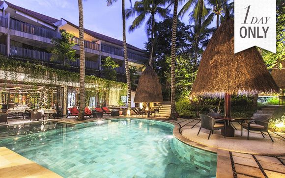 Beachside Relaxation and Secluded Ubud