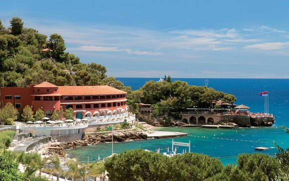 Luxury Collection: Elegant French Riviera Icon