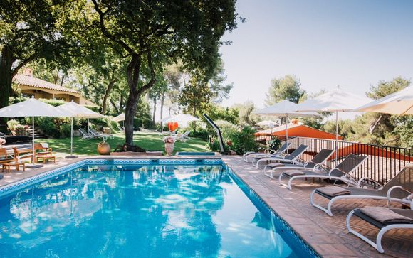 Hotel & Spa Cantemerle 4*