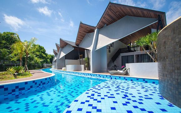 Adiwana Monkey Forest, Lembongan Beach Club Resort & Dancing Villas Nusa Dua 4*