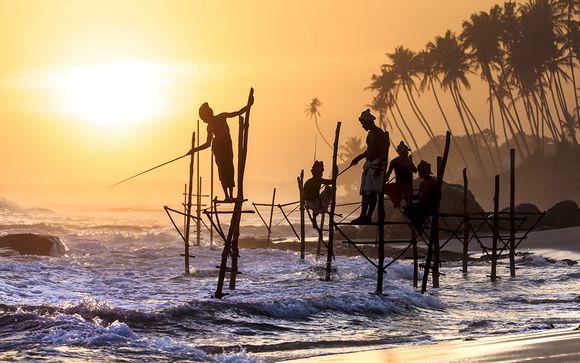 Beautiful Sri Lanka Tour with Beach Extension