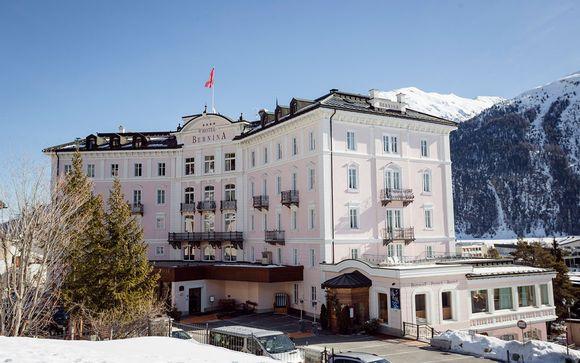 Hotel Bernina 1865 4*