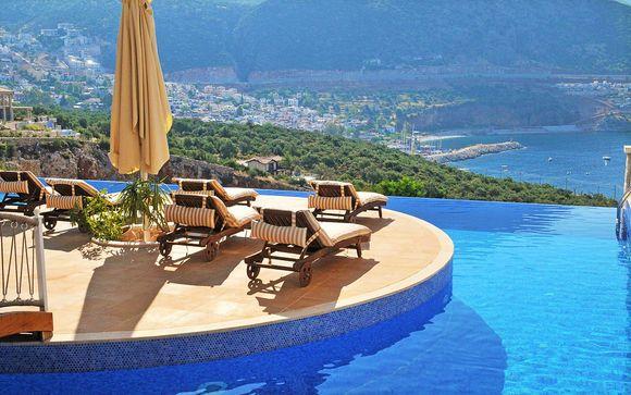 Likya Residence Hotel & Spa 5*