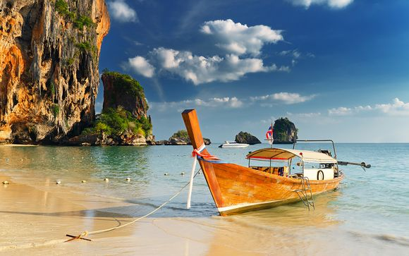 Khaolak Oriental Resort 4*