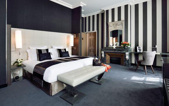 La Cour des Consuls Hotel & Spa 5*