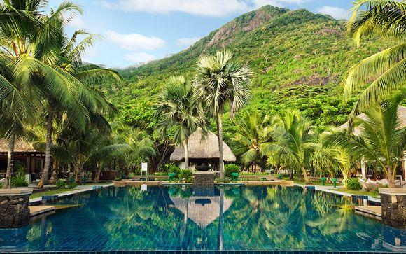 Hilton Seychelles Labriz Resort & Spa 5* with Optional Abu Dhabi