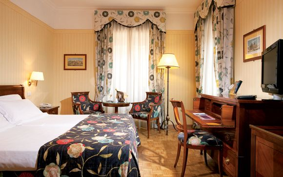 Hotel Victoria Roma 4*
