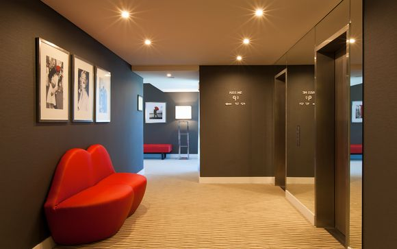 Design Hotel with Acclaimed Restaurant
