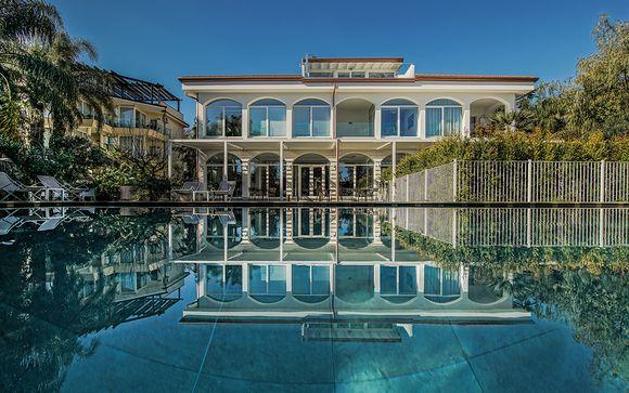 Sicilia's Residence Hotel Art & Spa 3*