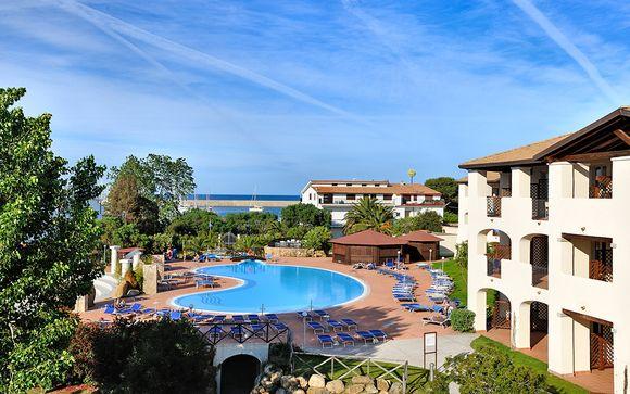 Hotel Club Cala della Torre 4*