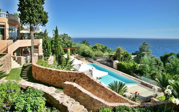 Hotel Tiara Yaktsa Côte d'Azur 5*