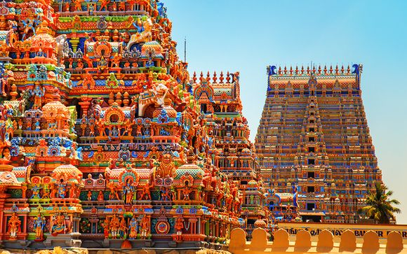 Discover Southern India's Phenomenal Temples